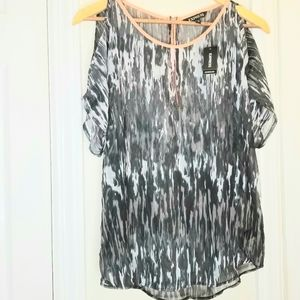 Express shirt/bathing suit cover up
